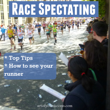 How to see your runner in a race