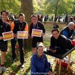 custom team half marathon certificates