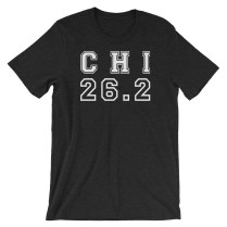 Chicago Marathon T shirt
