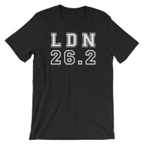 London Marathon T Shirt