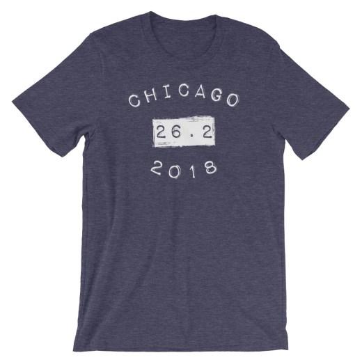 Chicago Marathon 2018 T shirt