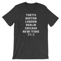 Marathon Majors 26.2 T-Shirt