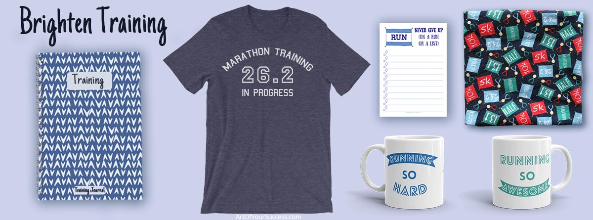 Training gifts for runners