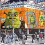 Toys R Us Building Wrap Times Square New York City