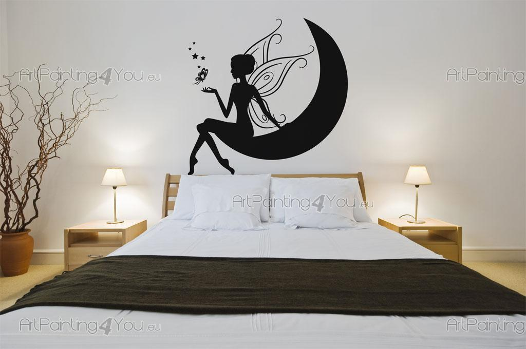 Wall Stickers Fata  Farfalle  ArtPainting4Youeu  VDS1052it