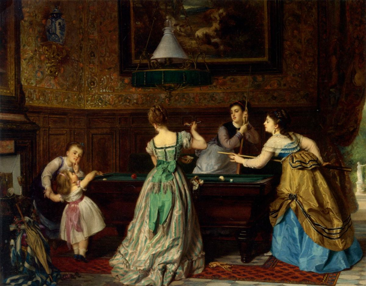 Ladies-Playing-Billiards-by-Charles-Edouard-Boutibonne.jpg?resize=1200%2C937