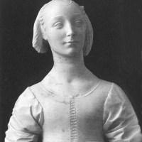 Portrait Bust of a Lady by Antonio Rossellino