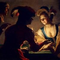 The Matchmaker by Gerard van Honthorst