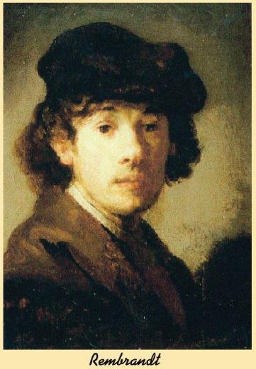 portrait-of-rembrandt