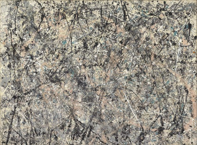 Number 1, 1950 (Lavender Mist) by Jackson Pollock