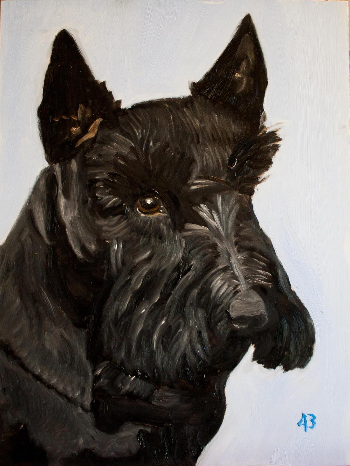 Barney by George W. Bush