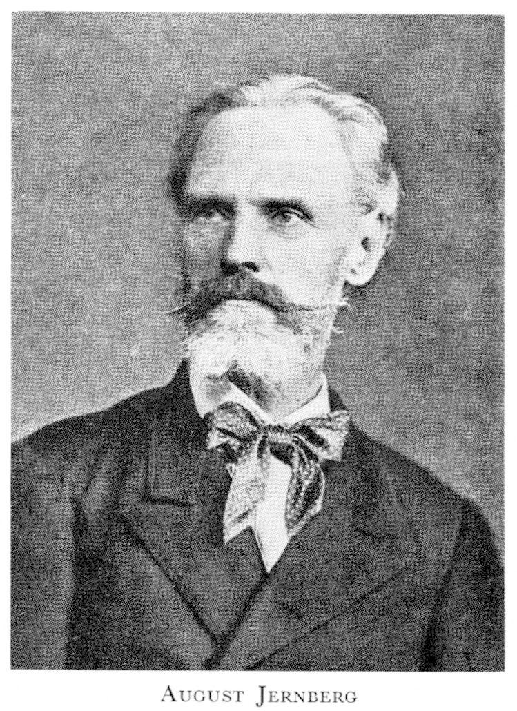 August Jernberg photo 1