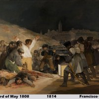 The 3rd of May 1808 by Francisco Goya