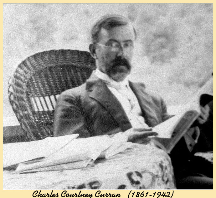 Charles Courtney Curran