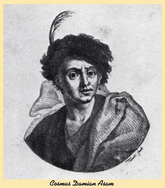 Cosmas Damian Asam