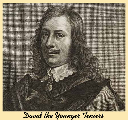 David the Younger Teniers