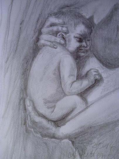 Motherhood by Angelika Hetterich