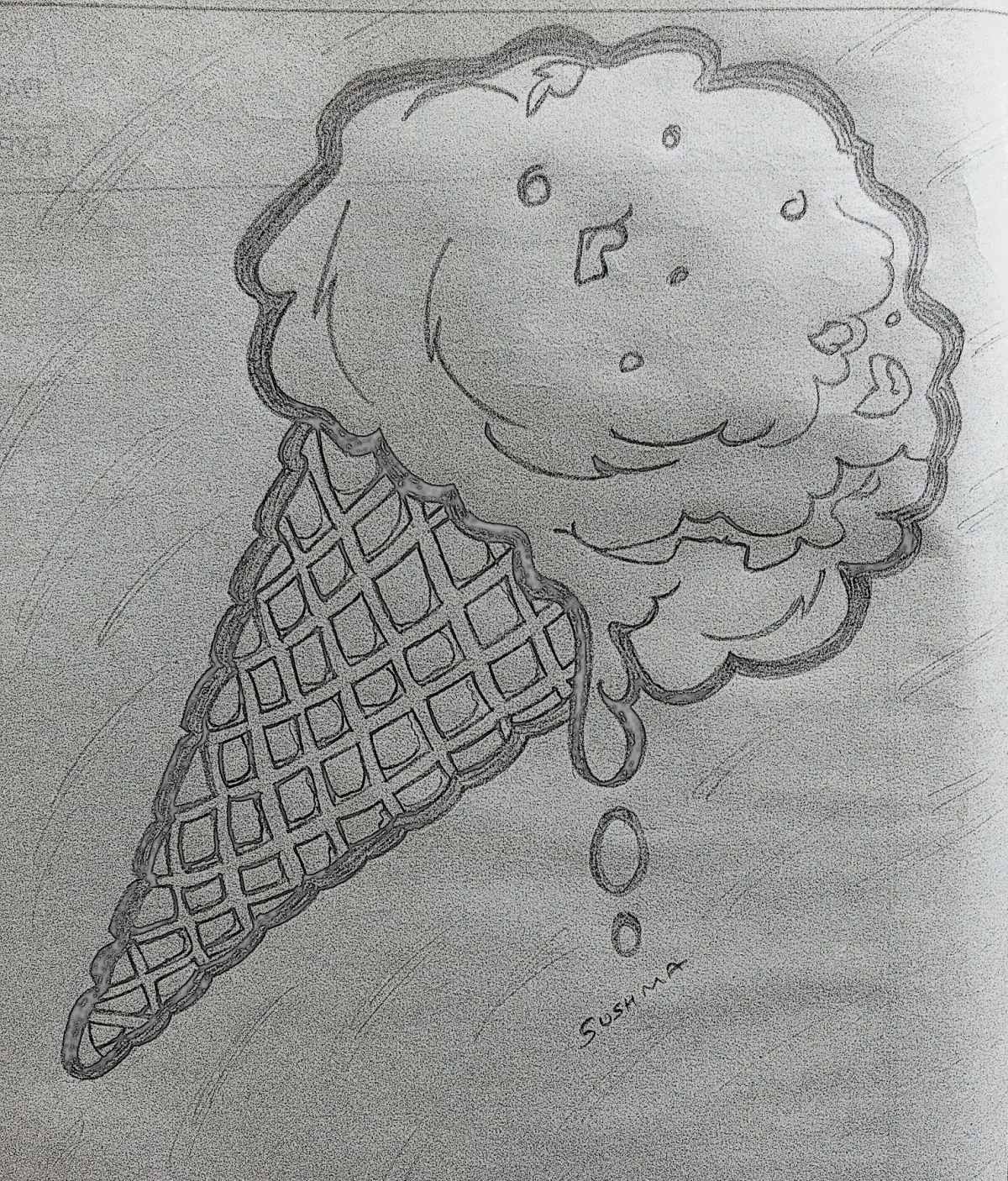 Soft Serve by Sushma Pandith