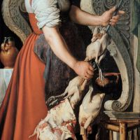 The Cook by Pieter Aertsen