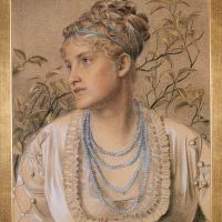Mary Sandys by Anthony Frederick Sandys