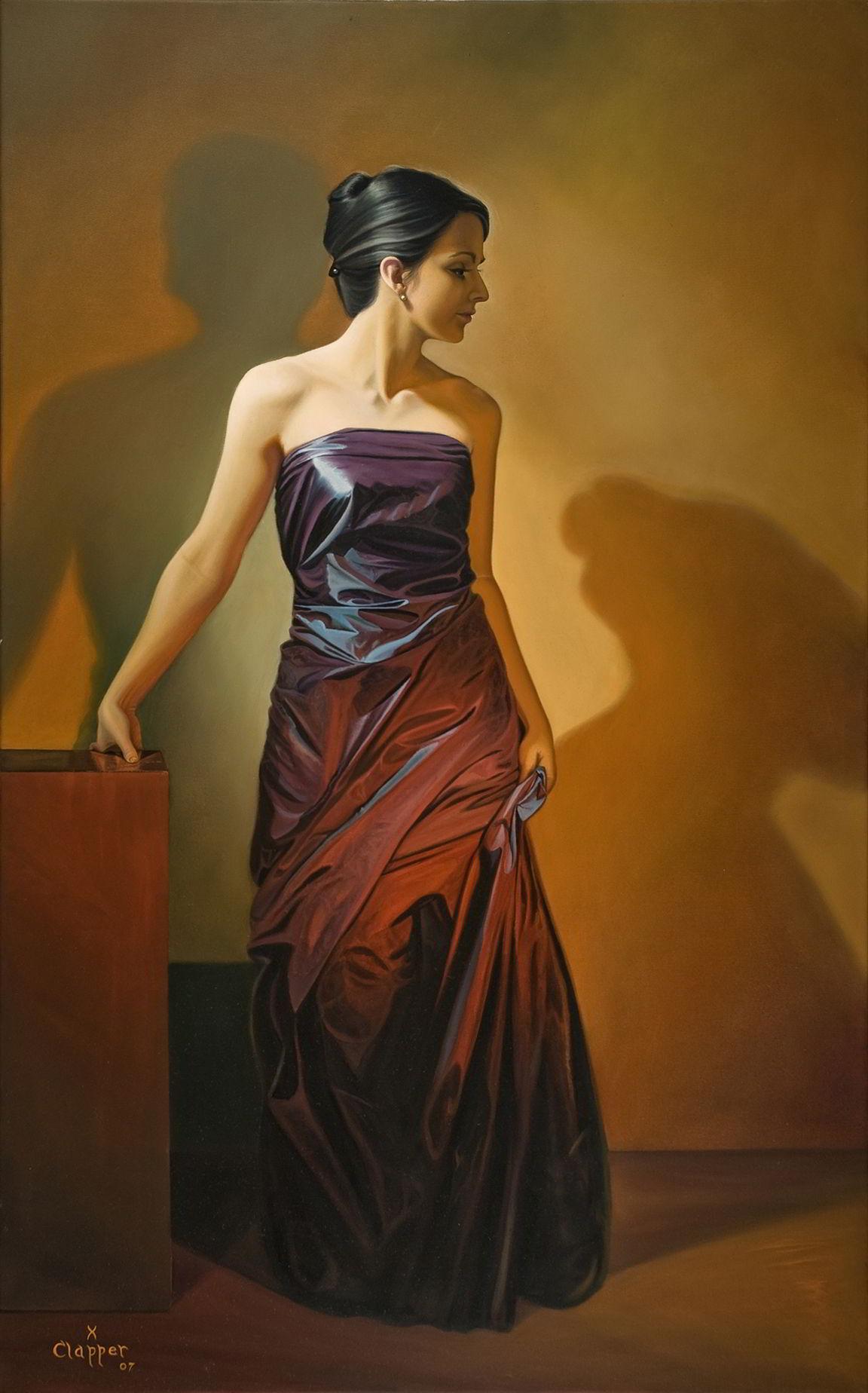 Modern X by Donald Clapper