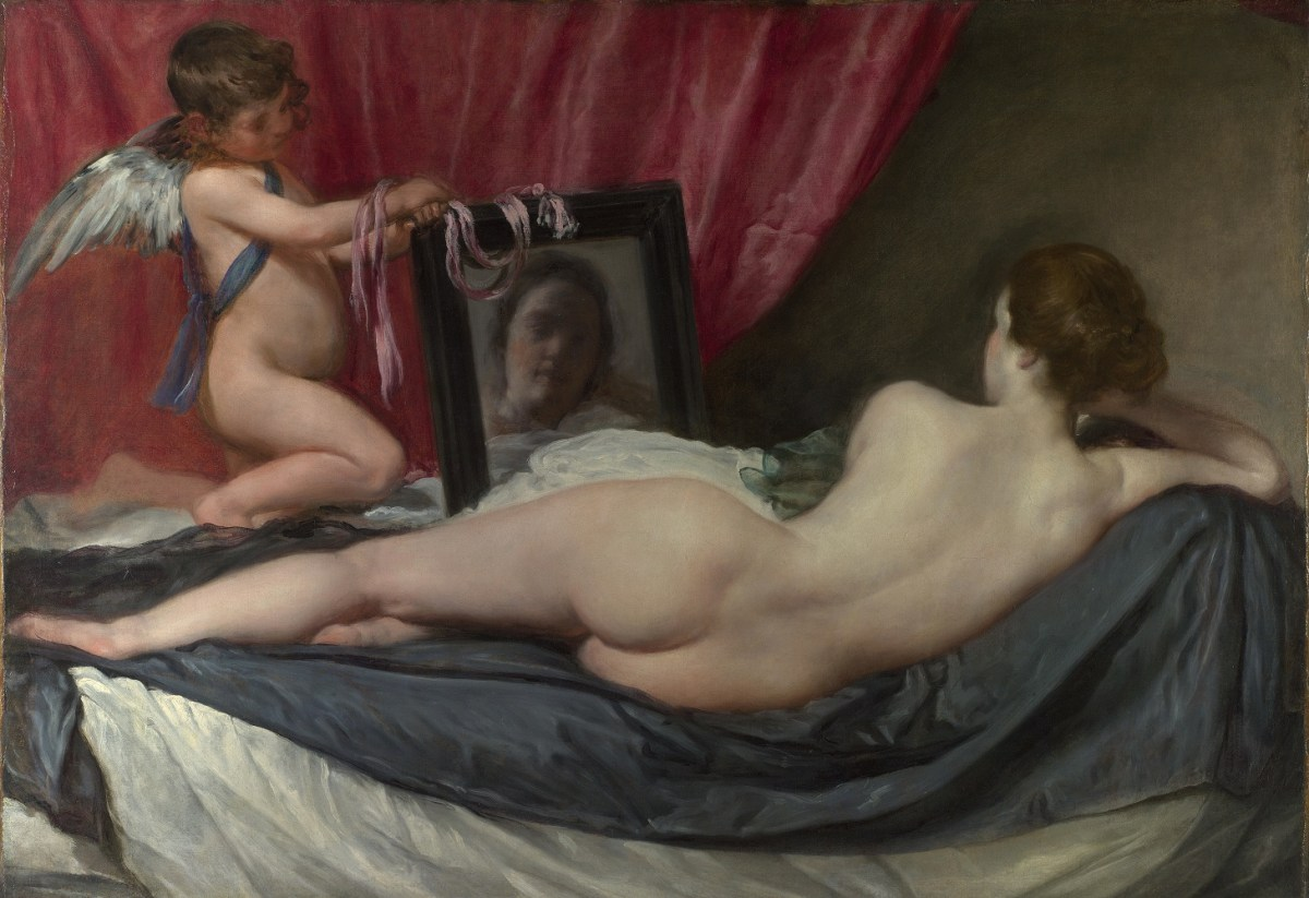 The Toilet of Venus by Diego Velázquez