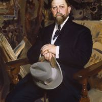 Hugo Reisinger by Anders Zorn