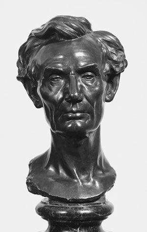 Abraham Lincoln by Leonard Wells Volk