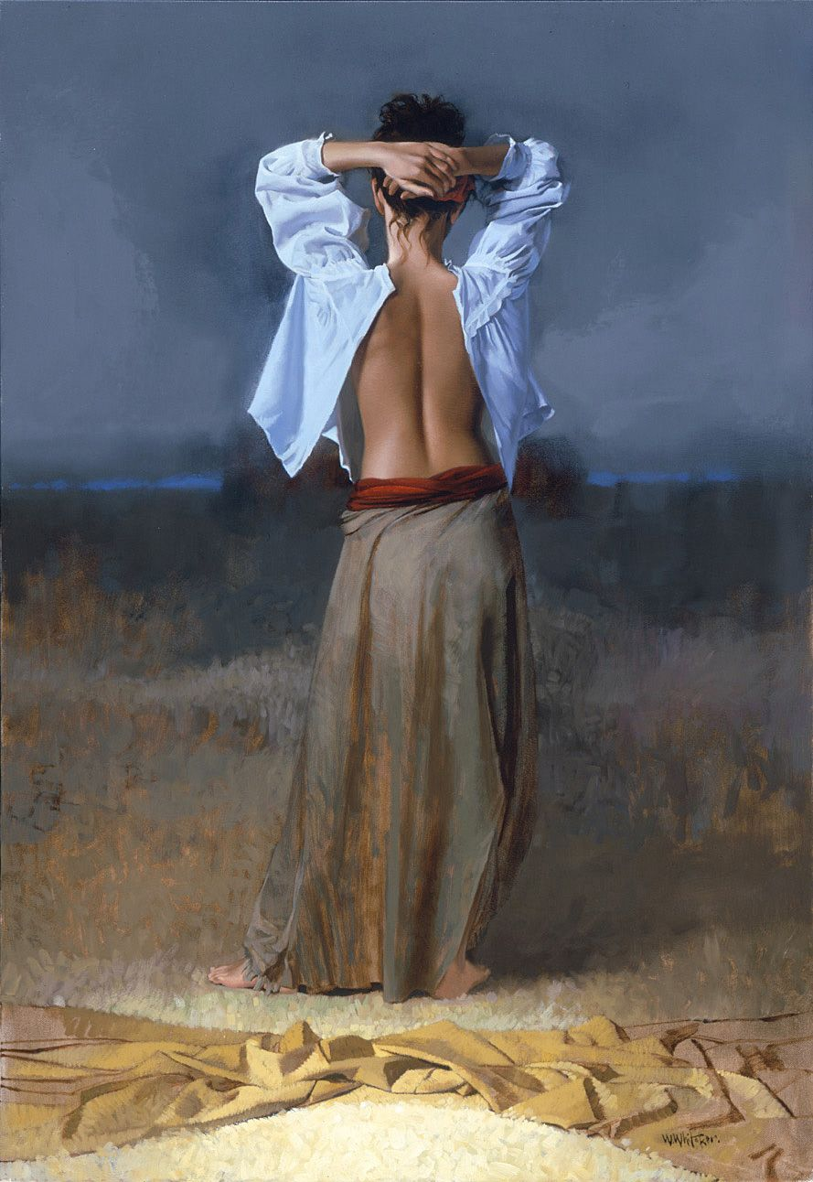 Caryatid by William Whitaker