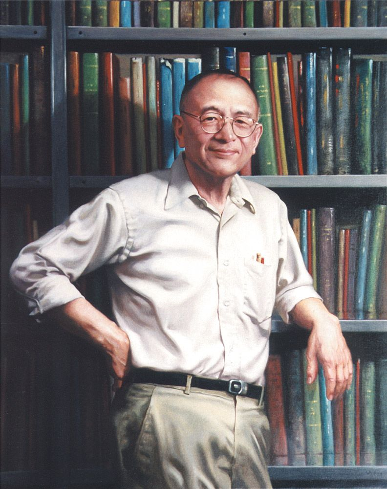 Dr Nelson Kiang by Richard Wheeler Whitney