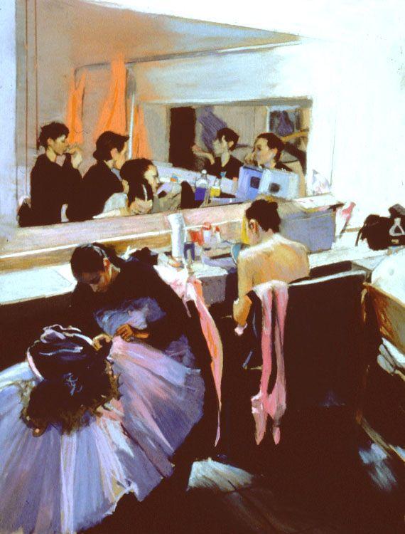 Dressing Room by Rhoda Yanow