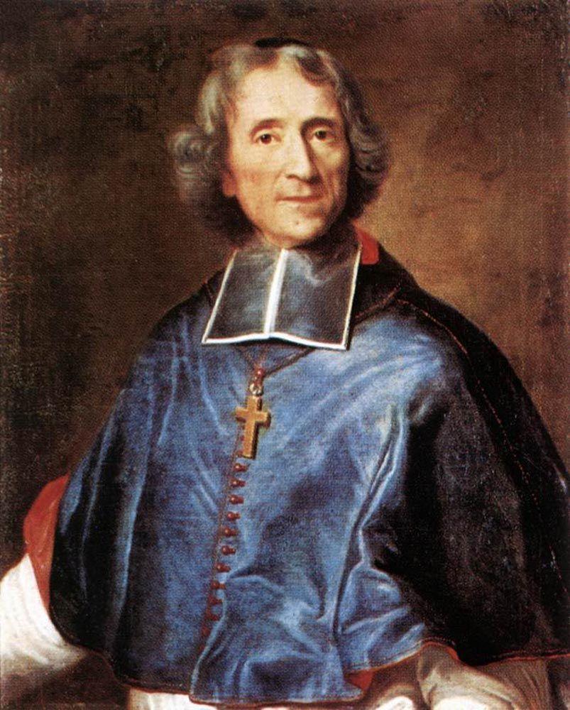 Fenelon, Archbishop of Cambrai by Joseph Vivien