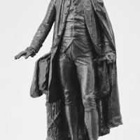 George Washington by John Quincy Adams Ward