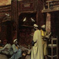 Le Marche au Caire by Rudolphe Weisse