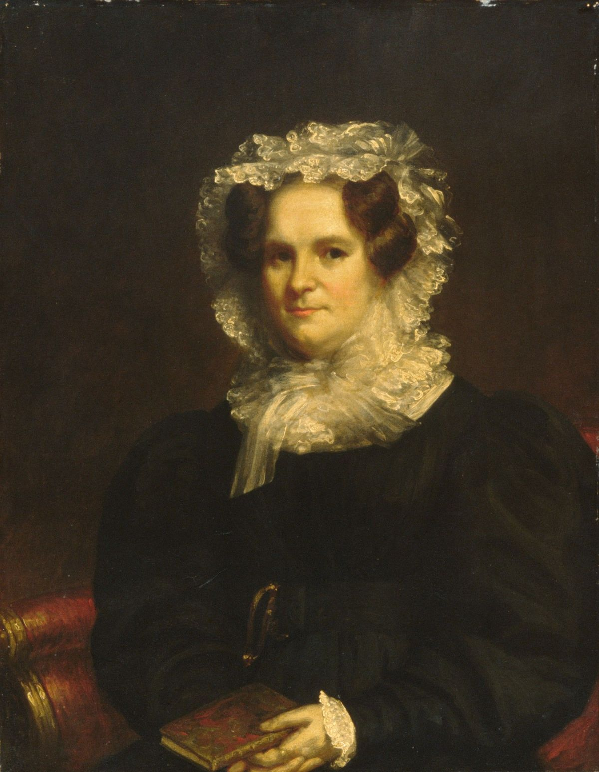 Mrs Edward Kellogg by Samuel Love