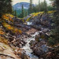 Pepper Falls by Jeffrey Watts