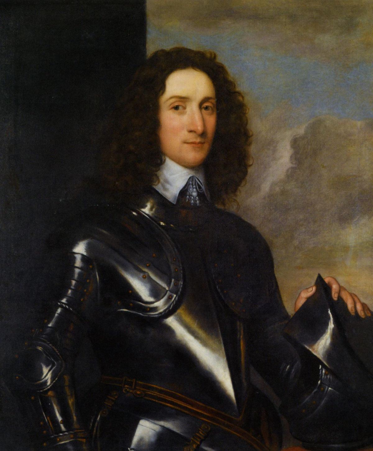 Portrait of Sir Alan Brodrick by Robert Walker