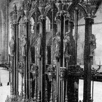Shrine of St Sebald by Peter Vischer the Younger