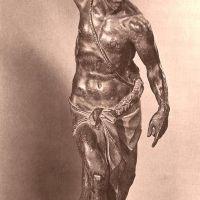 St John the Baptist by Alessandro Vittoria