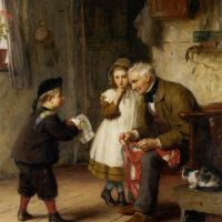 Surprise for Grandfather by James Clarke Waite