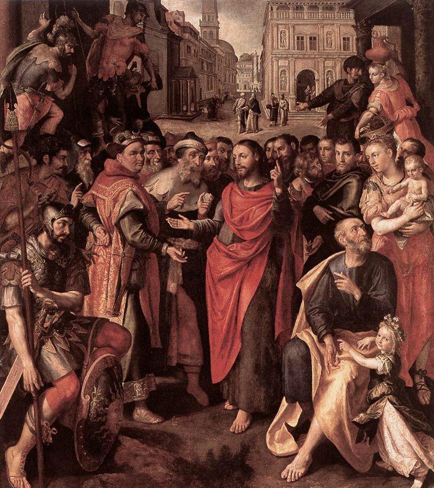 The Emperors Toll by Maarten de Vos