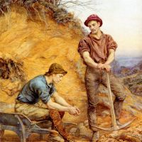 The Quarry Workers by George Faulkner Wetherbee