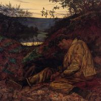 The Stonebreaker by Henry Wallis
