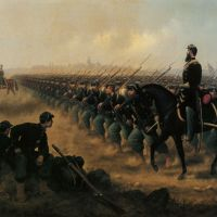 View of the Grand Army of the Republic by James Alexander Walker