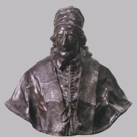 Bust of Pope Clement XII by Filippo della Valle