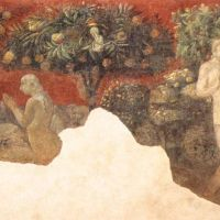 Creation of Eve and Original Sin by Paolo Uccello