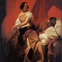 Judith and Holofernes by Horace Vernet