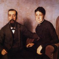 The Artist's Parents by Felix Vallotton