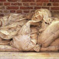 Tomb of Johan Polyander van Kerchoven by Rombout Verhulst