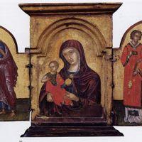 Triptych by Nikolaos Tsafouris